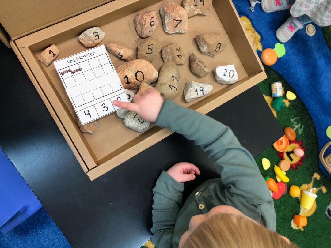 LAMA Preschool Kid and Numbers 005
