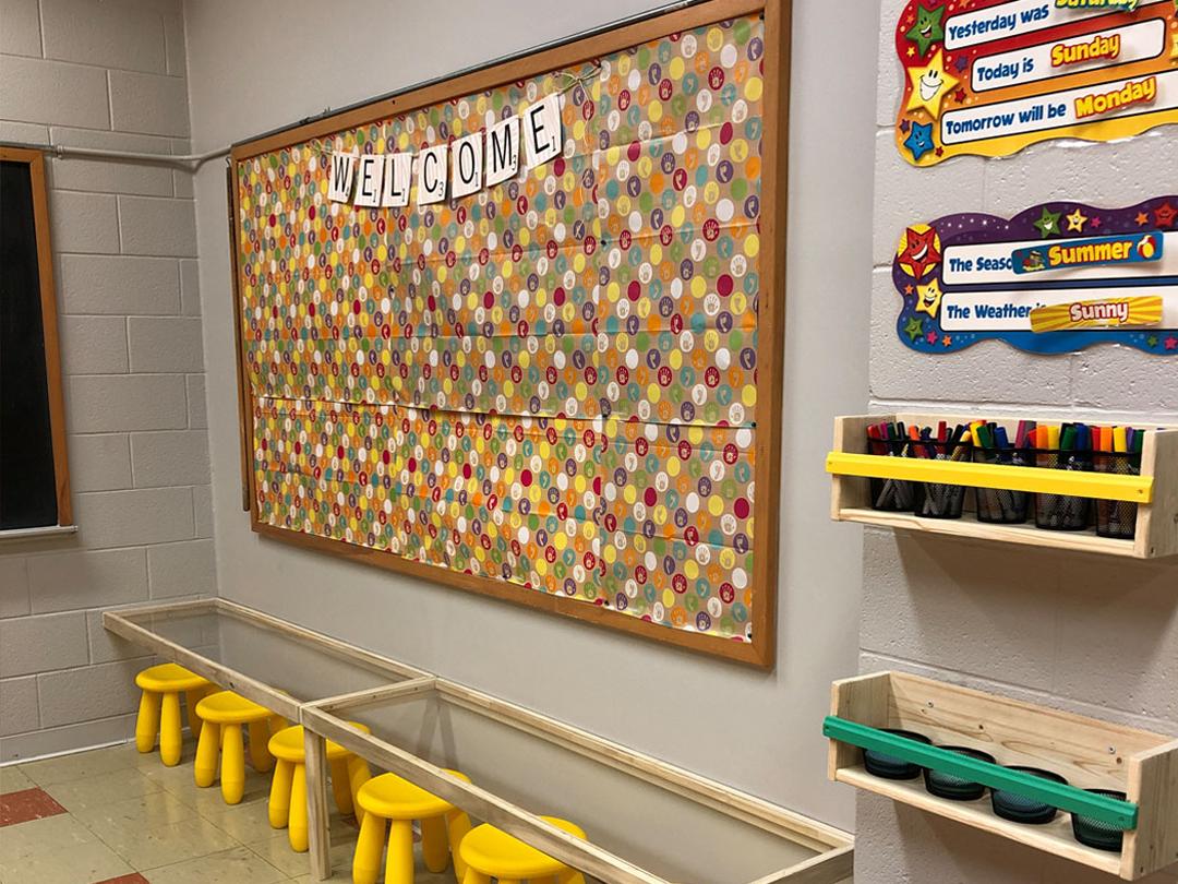 LAMA Preschool Classroom 003