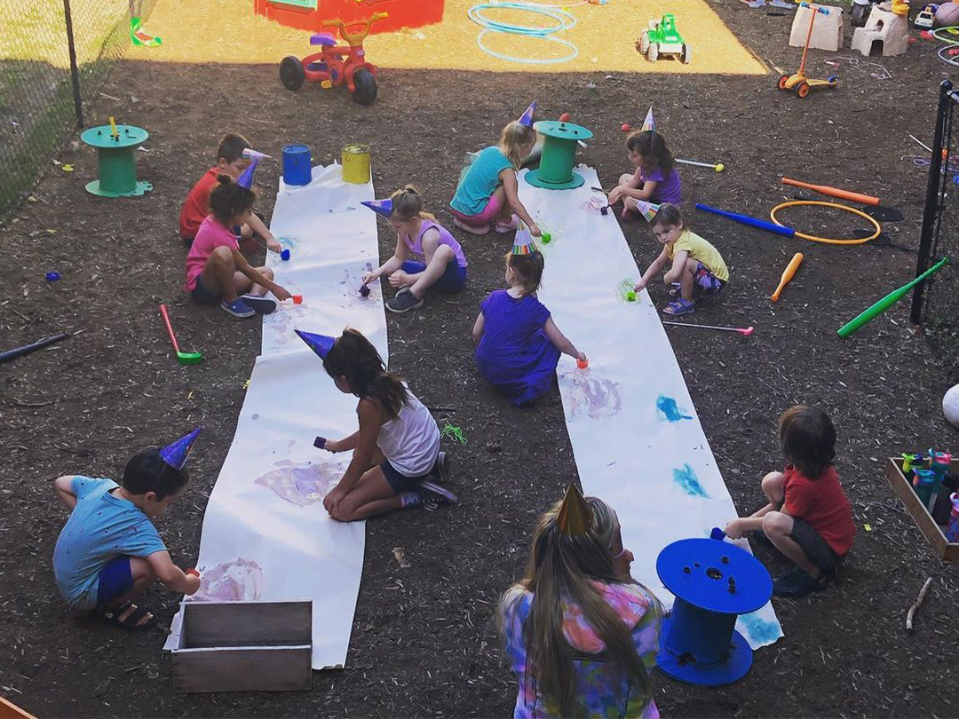 LAMA Camps Kids Outdoor Activity 009