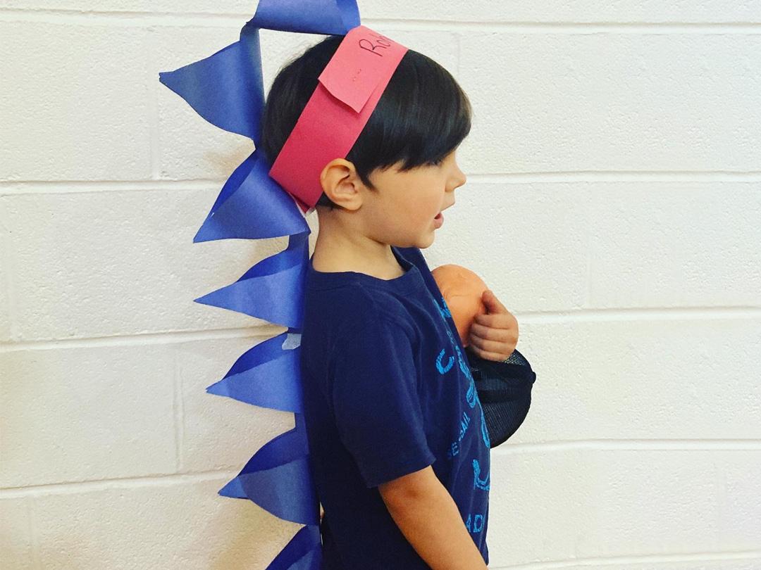 LAMA Preschool Kid 011